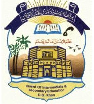 BISE DG Khan Board Matric Result, 2018