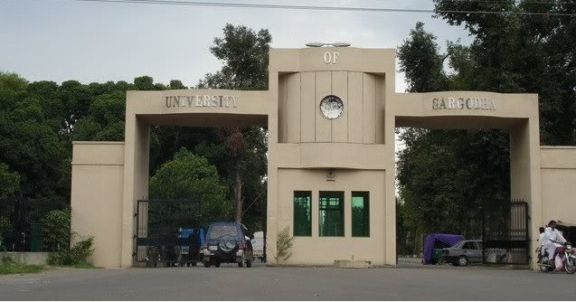 Photo of University of Sargodha Admissions 2020