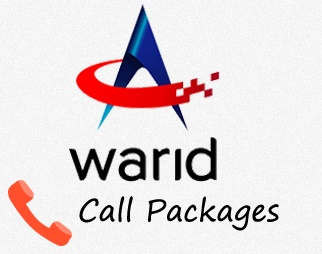 Photo of Warid Hourly, Daily, Weekly & Monthly Call Packages 2019