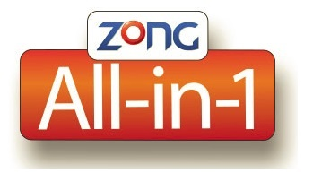 Zong All In 1 Daily Bundle 2018