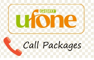 Ufone Call Packages-Hourly, Daily, Weekly & Monthly 2018