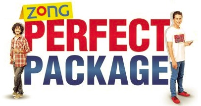 Zong Perfect Package 2018