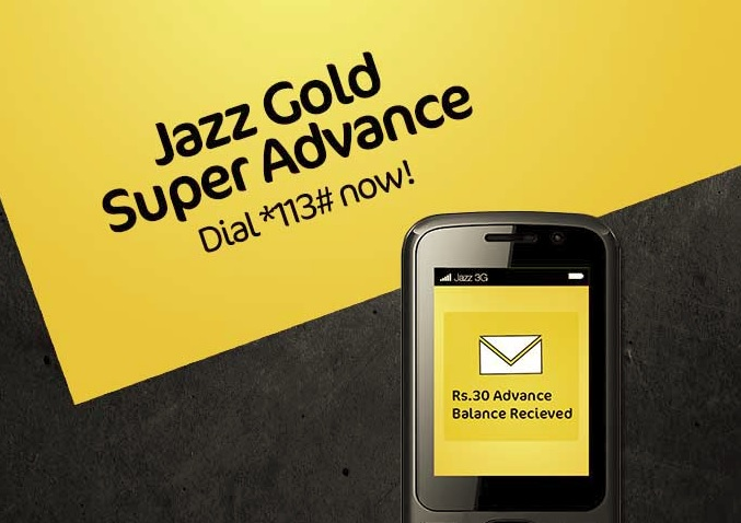 Photo of Mobilink Jazz Gold Super Advance Offer 2020