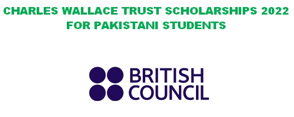 Charles Wallace Trust Scholarships 2022