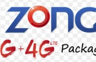 Zong Data Share 3G / 4G Package (5 GB & 10 GB)